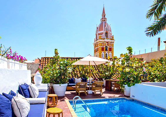 Private Villa in Cartagena, Colombia