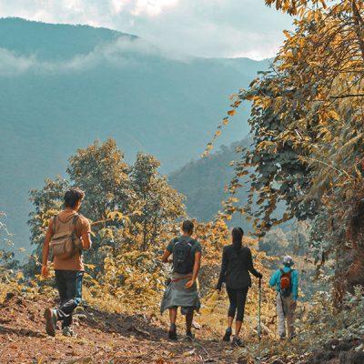 Trekking at Sierra Nevada, Colombia