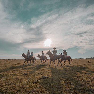 Horseback Riding in Los Llanos, Colombia